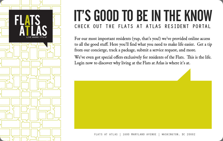 Flats at Atlas